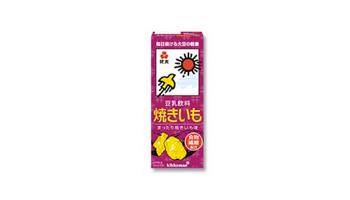 キッコーマン豆乳飲料(焼き芋)