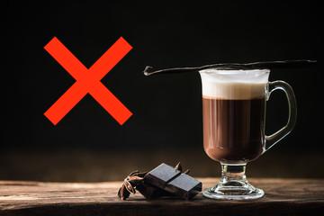 アルコールとカフェインNG